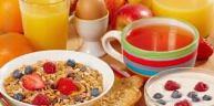 śniadanie na start